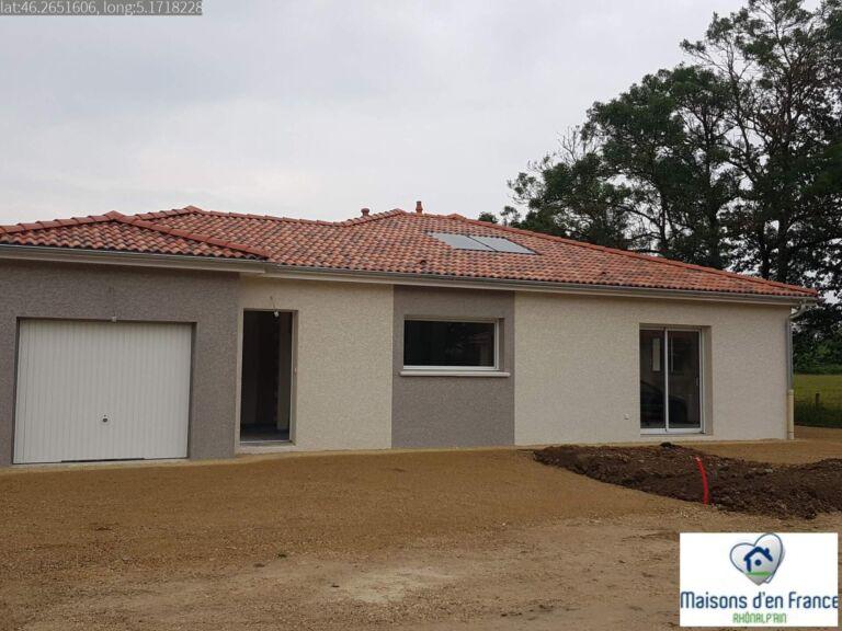 Photo 2 : Attignat bis - Maisons d'en France 01 Meximieux