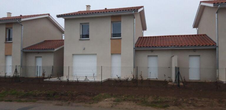 Photo 3 : Bourg St Christophe - Maisons d'en France 01 Meximieux