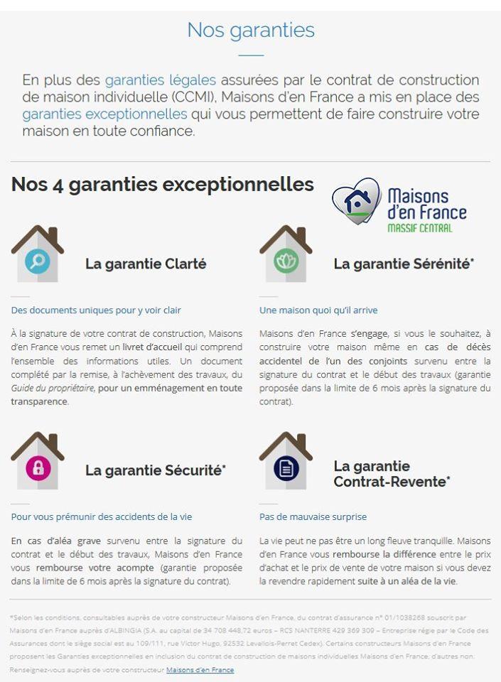 Photo 2 : GARANTIES EXCEPTIONNELLES, EXCLUSIVES  ET UNIQUES - Maisons d'en France 01 Meximieux