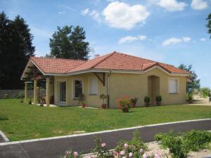 gri, Maisons d'en France 01