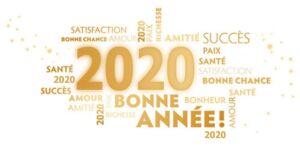 Meilleurs voeux, Maisons d'en France 01