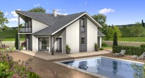 Modèle de maison personnalisable Apollo C, Maisons d'en France 01