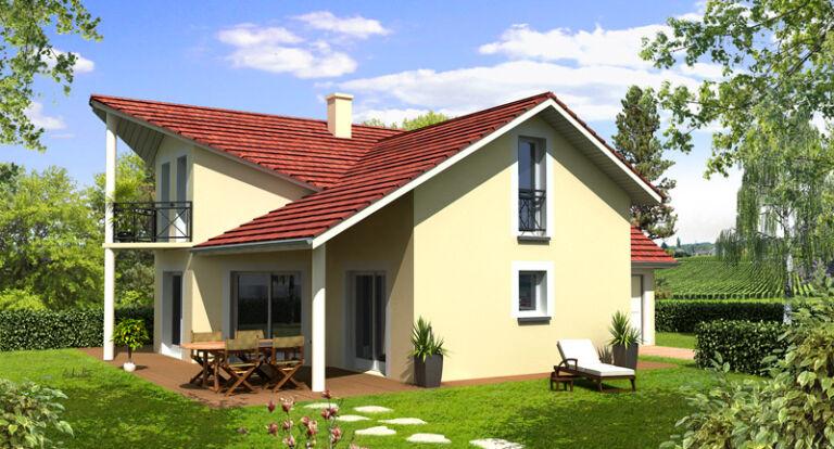 Photo 2 : Apollo C - Maisons d'en France 01 Meximieux