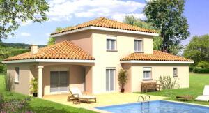 Modèle de maison personnalisable Beryl, Maisons d'en France 01