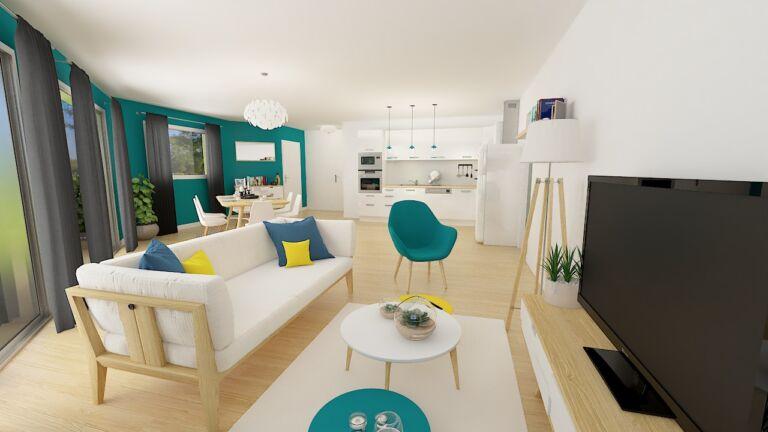 Photo 13 : Coco Beach - Maisons d'en France 01 Meximieux