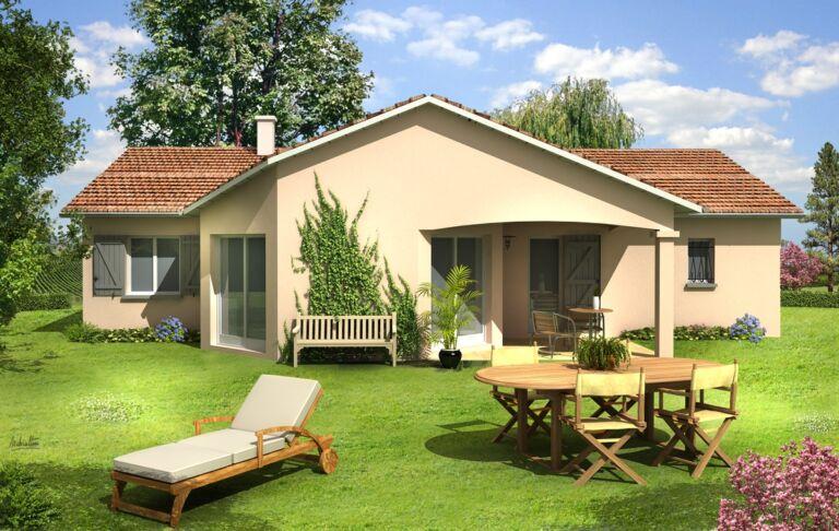Photo 2 : Corail - Maisons d'en France 01 Meximieux