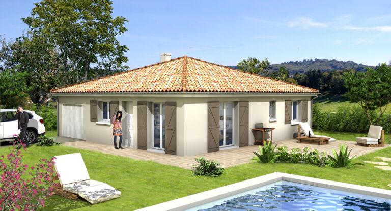 Photo 2 : CUBO - Maisons d'en France 01 Meximieux