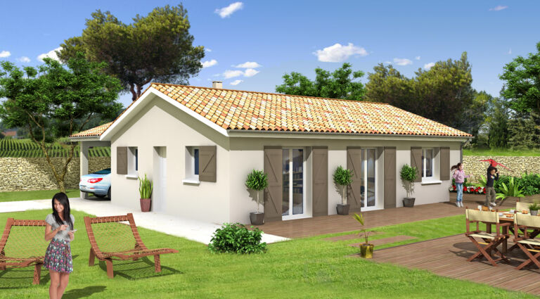 Photo 2 : FIRST - Maisons d'en France 01 Meximieux
