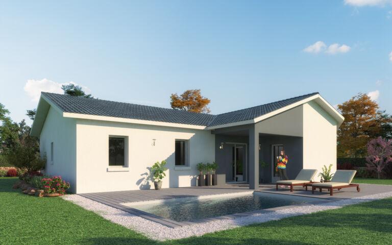 Photo 2 : Lavezzi - Maisons d'en France 01 Meximieux