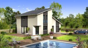 Modèle de maison personnalisable Louis, Maisons d'en France 01