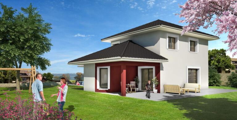 Photo 2 : Quattro - Maisons d'en France 01 Meximieux