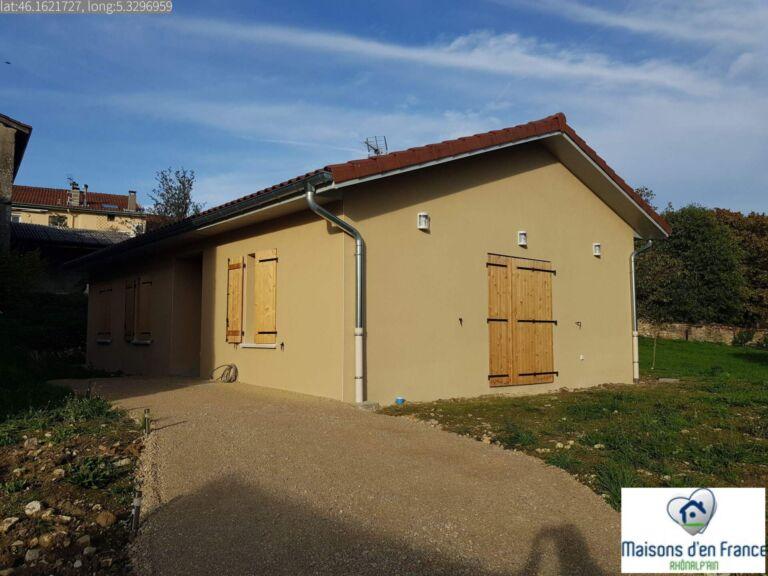 Photo 1 : Revonnas - Maisons d'en France 01 Meximieux