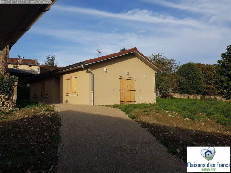 Photo 2 : Revonnas - Maisons d'en France 01 Meximieux