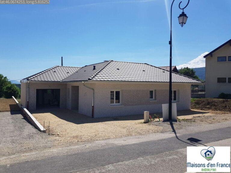 Photo 2 : St germain sur Rhone - Maisons d'en France 01 Meximieux