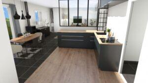 Maison à vendre : MAISON NEUVE SAINTE JULIE AVEC TERRAIN, Maisons d'en France 01
