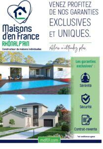 Maison à vendre : TERRAIN A BATIR PEROUGES, Maisons d'en France 01