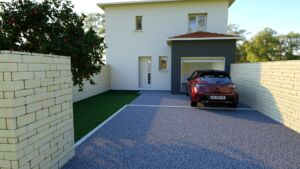 Maison à vendre : MAISON NEUVE AVEC JARDIN BLYES, Maisons d'en France 01