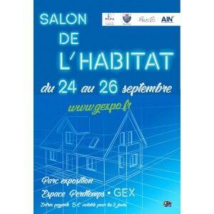 Salon Habitat Gex, Maisons d'en France 01